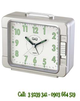 Đồng hồ báo thức Q&Q 0306G500Y chính hãng Q&Q Japan| CÒN HÀNG