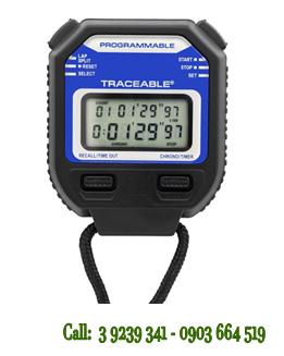 Đồng hồ bấm giấy Đếm tiến - Đếm lùi và có chế độ Lặp lại Repeat Control 1048 Traceable® Stopwatch/Repeat