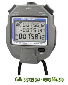 Đồng hồ bấm giây Đếm lùi 300 Laps và có chế độ Repeat tự động lặp lại đếm lùi 1052 Traceable® 300 Memory All-Function Stop