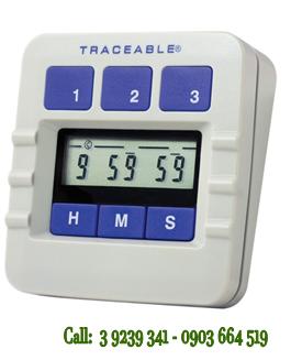 Đồng hồ đếm lùi-đếm tiến 03 kênh 5002 Traceable® Original Lab Timer chính hãng Control USA