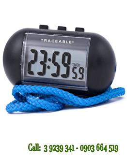 Đồng hồ đềm lùi-đềm tiến CountUp-Countdown 5043 Traceable@Tie-Timer  chính hãng Control USA