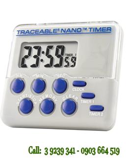 Đồng hồ đếm lùi-đếm tiến 02 kênh 5132 Traceable® Nano™ Timer chính hãng Control USA