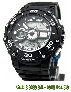 Đồng hồ Nam Q&Q DE10J501Y chính hãng Q&Q Citizen Nhật