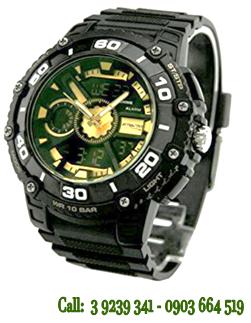 Đồng hồ Nam Q&Q DE10J502Y chính hãng Q&Q Citizen Nhật
