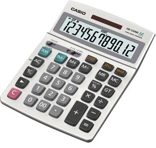 Máy tính Casio DM-1200MS chính hãng/tạm hết hàng