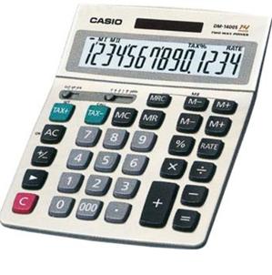 Máy tính Casio DM-1400S chính hãng