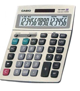 Máy tính tiền Casio DM-1600S chính hãng Casio