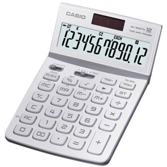 Casio DW-200TW-WE, Máy tính tiền Casio DW-200TW-WE chính hãng Casio