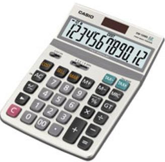 Máy tính tiền Casio DW-120TV chính hãng Casio