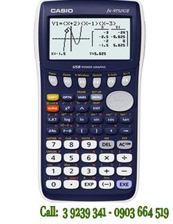 FX-9750GII, Máy tính Khoa học lập trình Vẽ đồ thị Casio FX-9750GII