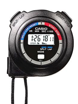 Casio HS-3V, Đồng hồ bấm giờ Casio HS-3V chính hãng (Bảo hành 1 năm)| CÒN HÀNG
