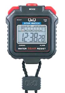 HS43J001Y, Đồng hồ bấm giây Q&Q HS43J001Y chính hãng | CÒN HÀNG