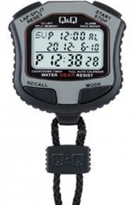 HS45J002Y, Đồng hồ bấm giây Q&Q HS45J002Y chính hãng | CÒN HÀNG