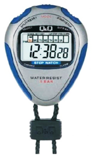 HS46J002Y, Đồng hồ bấm giây Q&Q HS46J002Y chính hãng| CÒN HÀNG