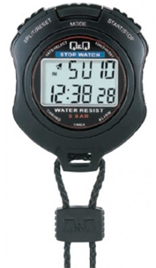 HS47J001Y, Đồng hồ bấm giây Q&Q HS47J001Y chính hãng| CÒN HÀNG