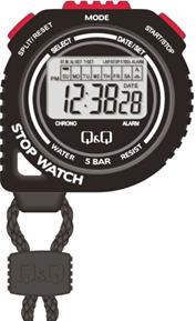 HS48J001Y, Đồng hồ bấm giây Q&Q HS48J001Y chính hãng | CÒN HÀNG