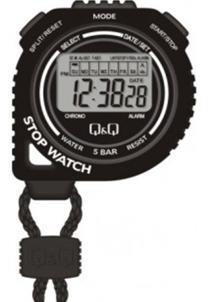 HS48J002Y, Đồng hồ bấm giây Q&Q HS48J002Y chính hãng | CÒN HÀNG