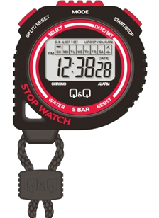 HS48J003Y, Đồng hồ bấm giây Q&Q HS48J003Y chính hãng| CÒN HÀNG