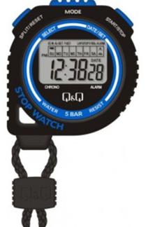 HS48J004Y, Đồng hồ bấm giây Q&Q HS48J004Y chính hãng | CÒN HÀNG