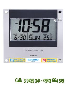 Đồng hồ treo tường - để bàn Casio ID-11-1DF chính hãng| CÒN HÀNG