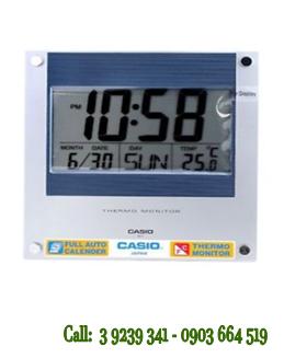 Đồng hồ treo tường - để bàn casio ID-11-2DF chính hãng| CÒN HÀNG