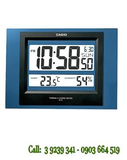 Đồng hồ treo tường - để bàn Casio ID-16S-2DF chính hãng