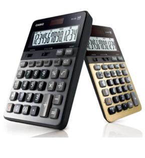 Casio JS-20B-GD, Máy tính tiền Casio JS-20B-GD để bàn bỏ túi chính hãng