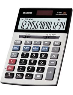 Máy tính Casio JS-40TS-GD chính hãng Casio Nhật