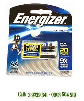 Pin AA Energizer Ultimate Lithium L91 -1,5V | 9X longer Lasting chính hãng