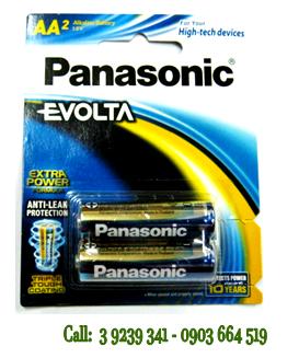Pin tiểu AA Panasonic Evolta Extra Power LR6EG/2B Alkaline 1.5V