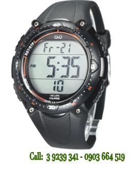 Đồng hồ điện tử M010J001Y chính hãng Q&Q Citizen Nhật