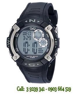 Đồng hồ điện tử M065J001Y chính hãng Q&Q Citizen Nhật