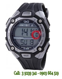Đồng hồ điện tử M083J002Y chính hãng Q&Q Citizen Nhật