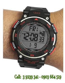 Đồng hồ điện tử thời trang Q&Q M124J001Y chính hãng Q&Q Citizen Nhật