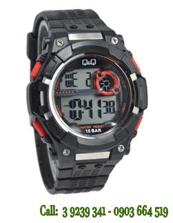 Đồng hồ điện tử G-SHOCK M125J002Y chính hãng Q&Q Citizen Nhật