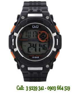Đồng hồ điện tử Q&Q M125J003Y chính hãng Q&Q Citizen Nhật