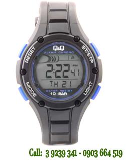 Đồng hồ điện tử M129J006Y chính hãng Q&Q Citizen Nhật