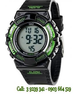 Đồng hồ điện tử G-Shock Q&Q M138J001Y chính hãng Q&Q Citizen Nhật