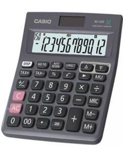 Máy tính Casio MJ-120D chính hãng
