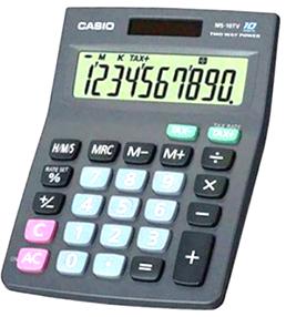 Máy tính tiền Casio MS-10TV chính hãng | tạm hết hàng