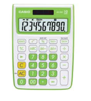 Máy tính tiền Casio MS-10VC-GN chính hãng Casio | tạm hết hàng