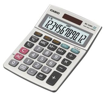 Máy tính Casio MS-120MS chính hãng/tạm hết hàng