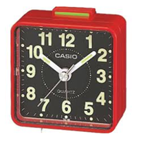 Đồng hồ báo thức Casio TQ-140-4EF chính hãng Casio Japan| HẾT HÀNG