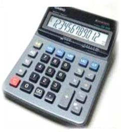 Máy tính tiền Casio DS-10K chính hãng Casio | tạm hết hàng
