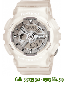 Casio Baby-G BA-110-7A2, Đồng hồ Baby-G BA-110-7A2 chính hãng