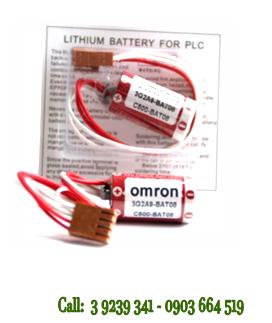 Pin OMRON 3G2A9-BAT08 lithium 3.6Vnuôi nguồn PLC-CNC chính hãng