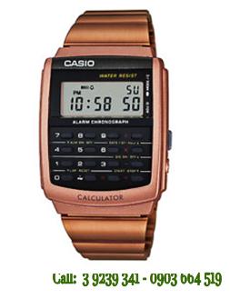 Casio CA-506G-5ADF, Đồng hồ điện tử Casio Nam CA-506G-5ADF chính hãng