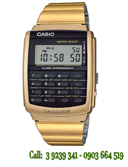 Casio CA-506G-9ADF , Đồng hồ điện tử Casio Nam CA-506G-9ADF chính hãng