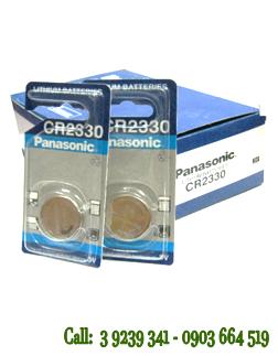 Pin Panasonic CR2330 lithium 3V chính hãng Panasonic Nhật