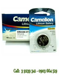 Pin Camelion CR2430 lithium 3V chính hãng Camelion